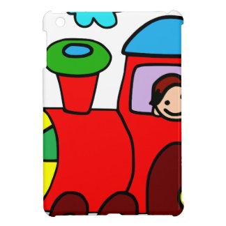 Colorful Train iPad Mini Case