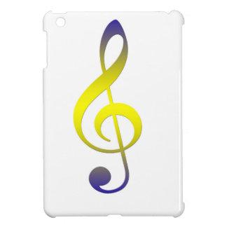 Colorful Treble Clef Case For The iPad Mini