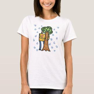 Colorful Tree Hugger T-Shirt