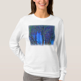 """""""Colorful Trees"""" T-Shirt"""