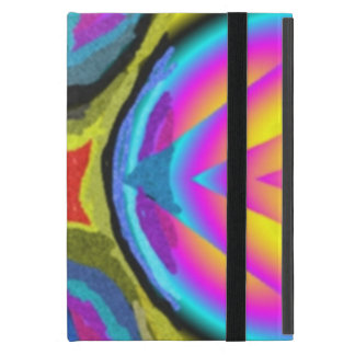 Colorful trendy pattern cases for iPad mini