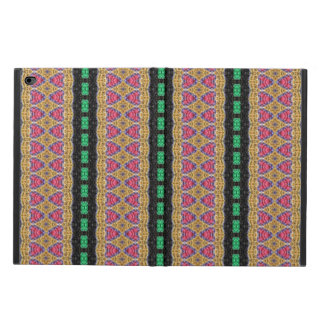 Colorful trendy pattern powis iPad air 2 case