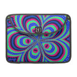 Colorful trendy pattern sleeves for MacBooks