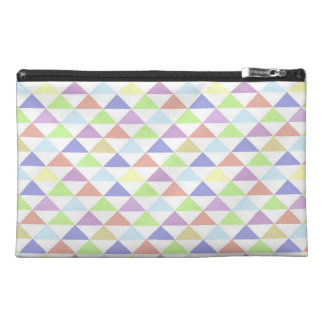 Colorful triangles bags
