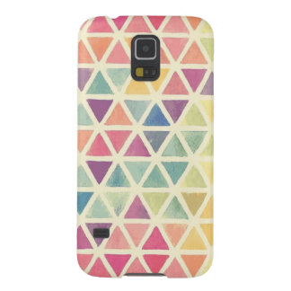 colorful triangles case for galaxy s5