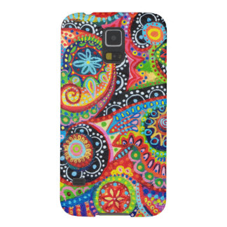 Colorful Tribal Art Case For Galaxy S5