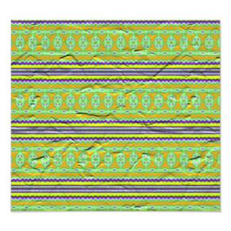 Colorful Tribal pattern Photo