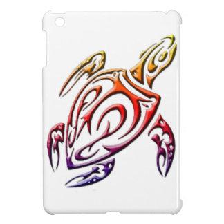 colorful tribal turtle mini ipad cover case for the iPad mini