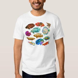 Colorful Tropical Fish T-Shirt