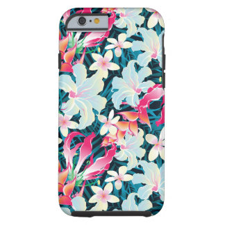 Colorful Tropical Pattern iPhone 6 Case