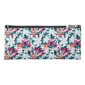 Colorful Tropical Pattern Pencil Case