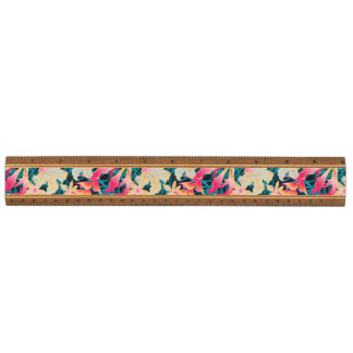 Colorful Tropical Pattern Ruler