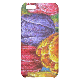 Colorful Tulips Flowers Painting Floral Art Multi Cover For iPhone 5C
