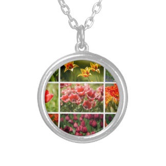 Colorful Tulips Necklaces