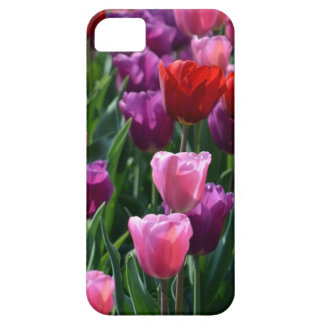 Colorful Tulips Phone Case
