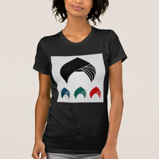 Colorful turbans or headgear T-Shirt