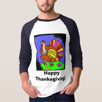 colorful turkey, Happy Thanksgiving! Dresses