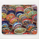 Colorful Turkish BOwl Mousepad