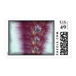 colorful-twister postage stamp