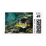 Colorful Undersea World/Coral Reef Marine Life l Stamp