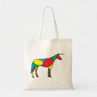 Colorful Unicorn Bag