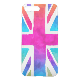 Colorful Union Jack Flag iPhone 8 Plus/7 Plus Case
