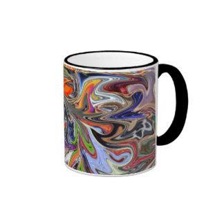 Colorful Unique Coffee Mug