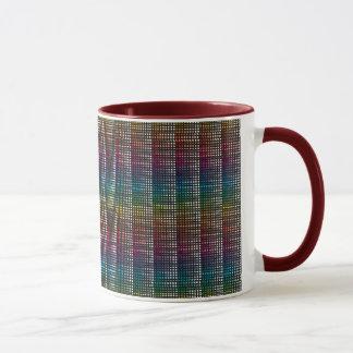 Colorful Unique Pattern mug