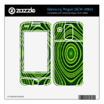 Colorful unique pattern samsung rogue decals