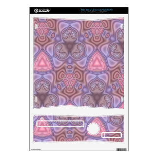 Colorful unique pattern skins for the xbox 360 s