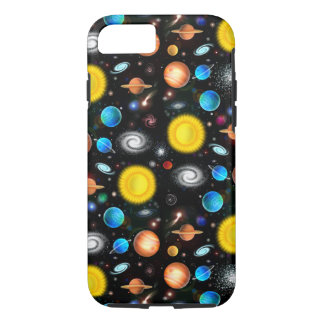 Colorful Universe Astronomy iPhone 7 Case