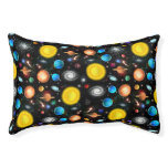 Colorful Universe Astronomy Space Pet Bed Small Dog Bed