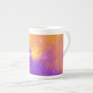 Colorful Universe Tea Cup