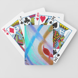 Colorful Variation 3 Bicycle Playing Cards