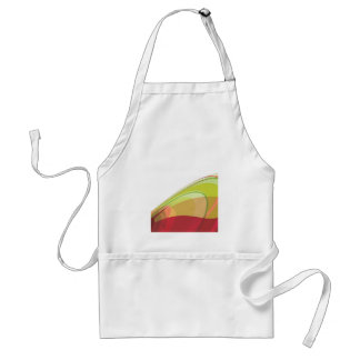colorful-vector-background4 adult apron