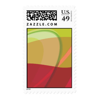 colorful-vector-background4 postage stamp