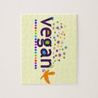 Colorful Vegan Puzzles