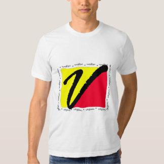 Colorful Vegan T Shirt