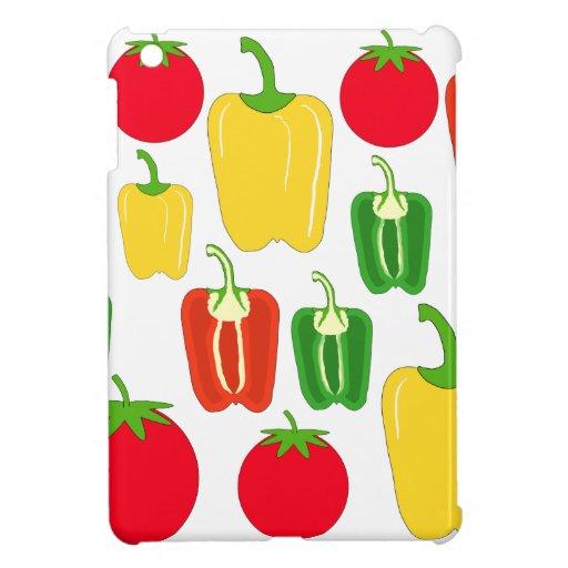 Colorful Vegetables. iPad Mini Cases