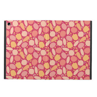 Colorful vegetables pattern case for iPad air