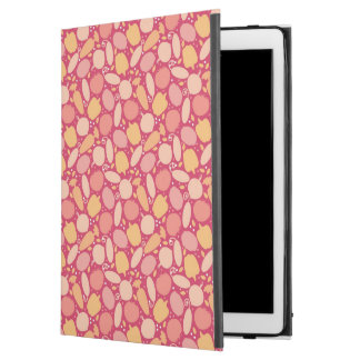Colorful vegetables pattern iPad pro case