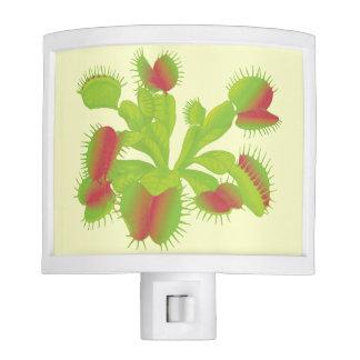 Colorful Venus Flytrap Carnivorous Plant Night Light