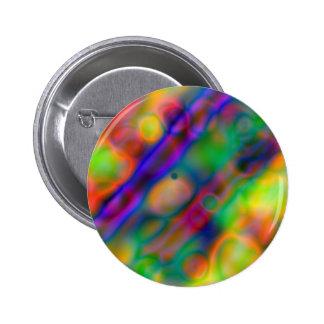 Colorful vibrant shapes (1) button