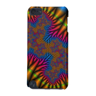 Colorful Vibrant Trippy Psychedelic Abstract iPod Touch 5G Case