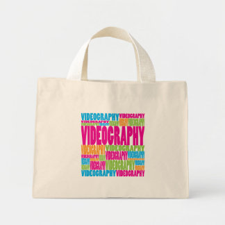 Colorful Videography Bags