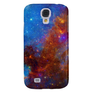 Colorful View of the North American Nebula Galaxy S4 Covers