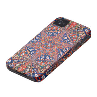 Colorful vintage Armenian iPhone4/4s Case iPhone 4 Cover