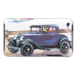 Colorful Vintage Auto iPod Touch 4G iPod Touch Case