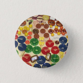 Colorful Vintage Buttons