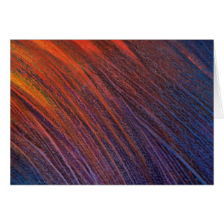 Colorful Volcanic Lava Cards